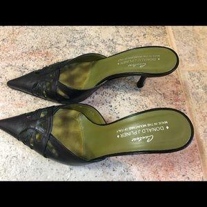 Couture Donald Pliner Black Shoes